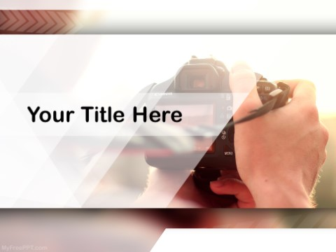 Free Learning Dslr Photography PPT Templ