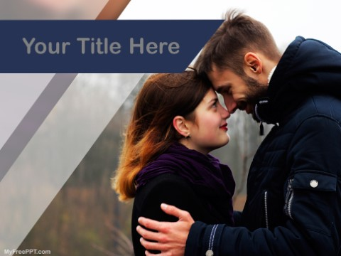 Free Making Love PPT Template