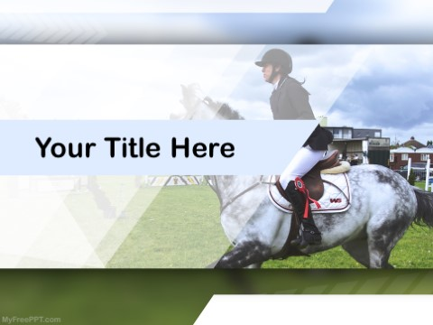 Free Polo PPT Template