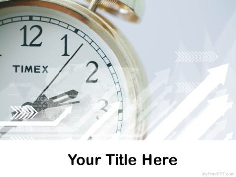 Free Time PPT Template
