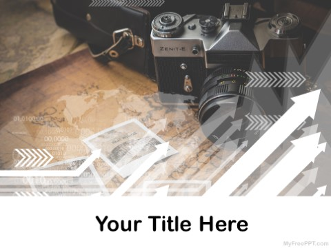 Free Travel Photo PPT Template