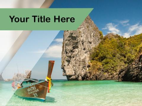Free Tropical PowerPoint Templates - MyFreePPT.com