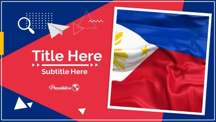 Philippines Google Slides and Powerpoint Template : MyFreeSlides