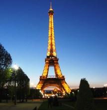 Paris Gardens And Green French Awakening