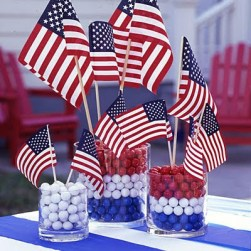 4th july-For the table