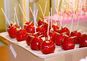 Birthday-Circus Party-Pomme d'amour