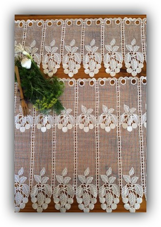 french lace kitchen curtains design a online imported stacks image 2090