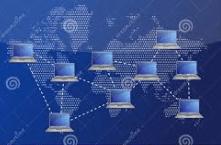 human activity on network