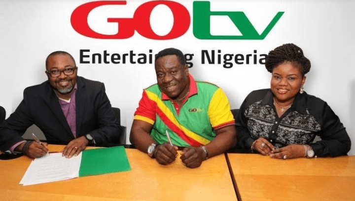 Enjoy Nigeria entertainment with GOtv packages