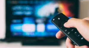 Netflix app on tv