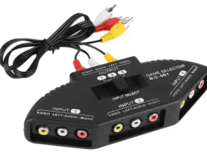Dstv splitter for extra view