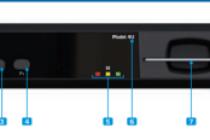 Orange light on DSTV decoder