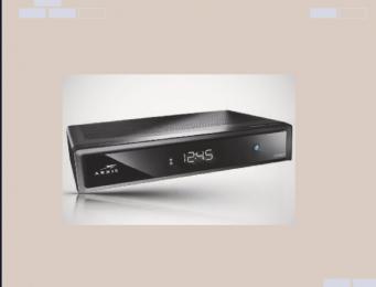 Spectrum DVR box