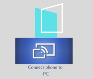 How to connect Android phone screen to laptop PC wirelessly