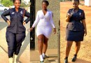 See 18 Adorable PHOTOS Of Arguably The Curviest, Hottest And Most Beautiful Policewoman In Ghana
