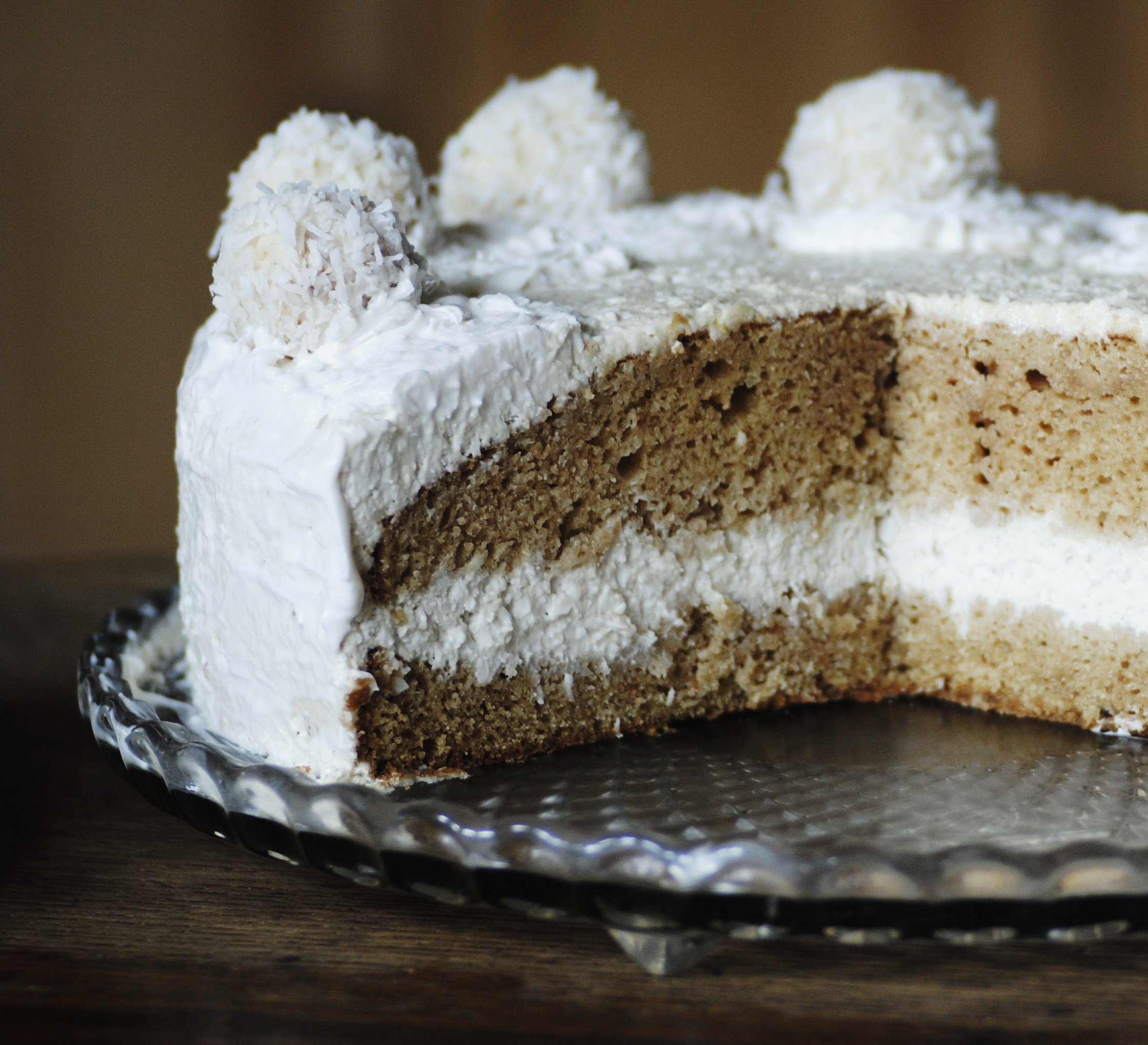 Raffaello torte vegan  Appetitlich FotoBlog fr Sie