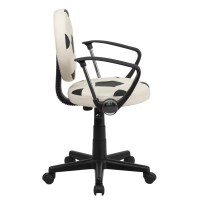 Soccer Task Chair with Arms