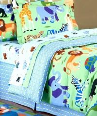 Baby Monkey Jungle Crib Infant Nursery Bedding Ebay ...