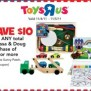 Toys R Us Ad Crayons Books Melissa And Doug My Frugal
