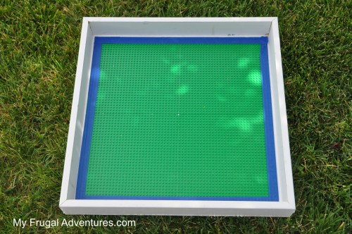 how to make a simple lego sofa cool cushions easy diy tray just 5 00 my frugal adventures