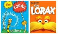 Dr Seuss Treat Idea: Lorax Cupcakes!