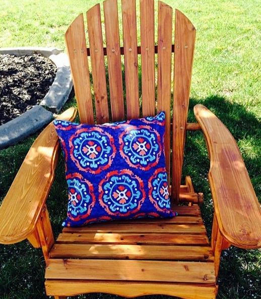 ace adirondack chairs wooden kitchen argos hardware chair 39 99 my frugal adventures stain