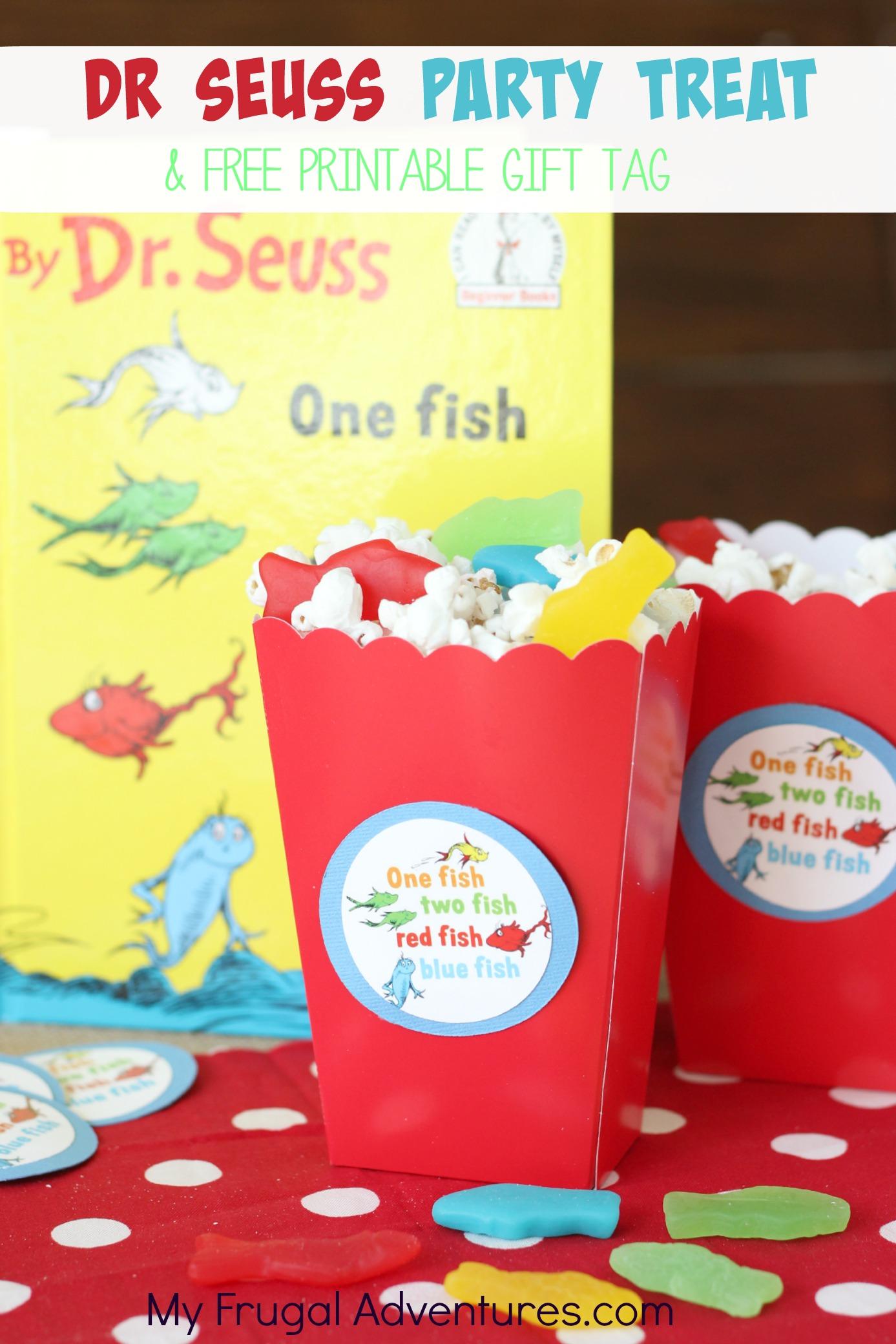 Easy Dr Seuss Treat Idea Perfect For Dr Seuss Parties