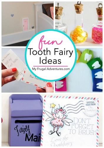 fun tooth fairy ideas my frugal