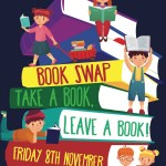 book swap flier FSK Nov8th
