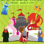 book swap flier FSK February
