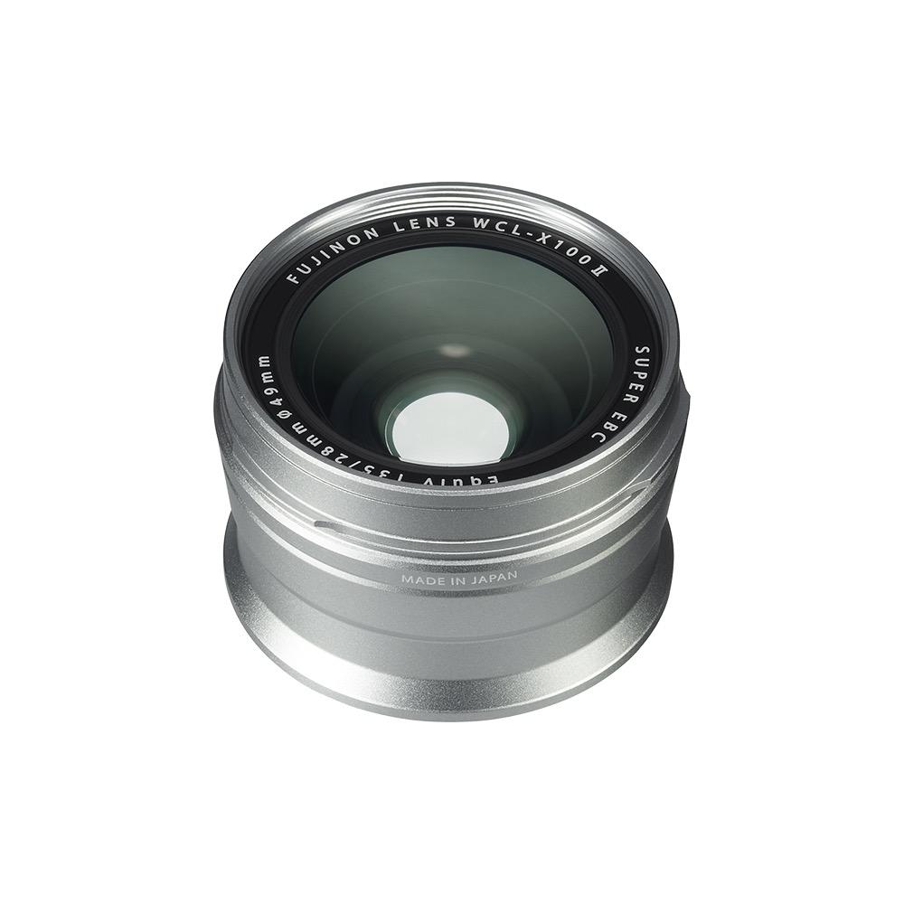 【X100專用廣角轉換鏡頭】WCL-X100II - FujifilmMall 富士商城