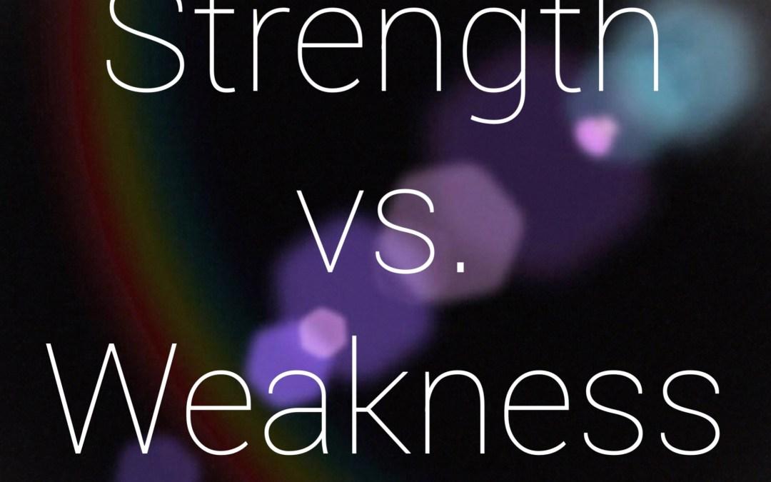 Brain Game #3 – Strength Vs. Weakness