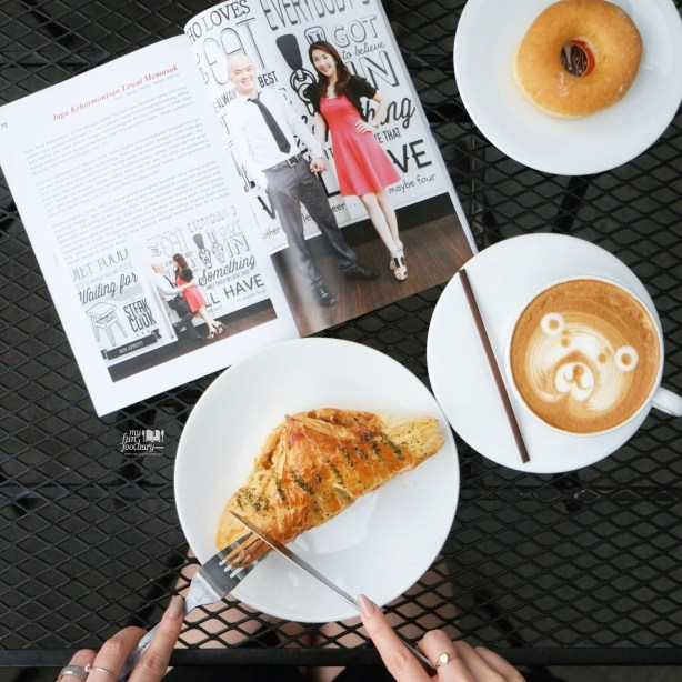 Romantic Foodies Myfunfoodiary on Red Magz V Edition - April 2015