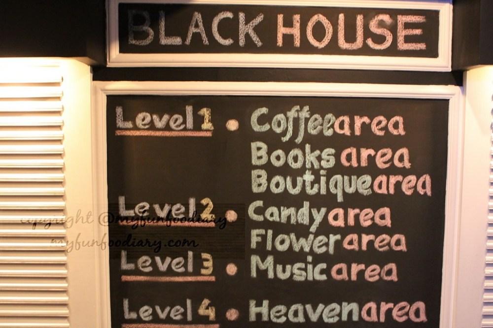 [NEW] 7 Unique Experiences in Black House Cafe & Resto (1/6)