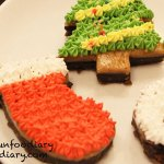 [NEW] Christmas Brownie & Red Velvet Latte by Mrs Fields