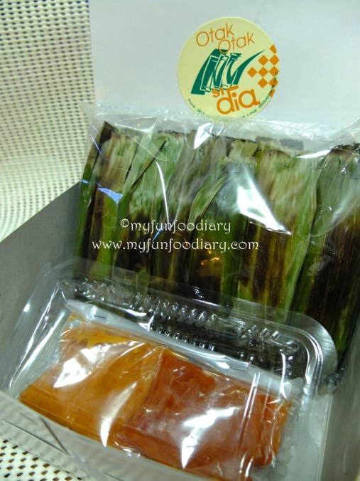 Packaging Otak Otak Si Dia