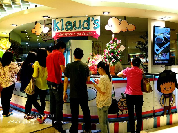 Counter KLAUD's Soya Delight - Kuningan City