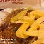 Korean Food at Han Gang Grand Indonesia