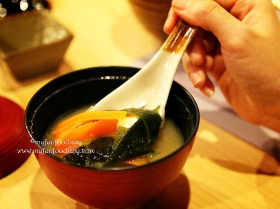 Kuah Miso Soup