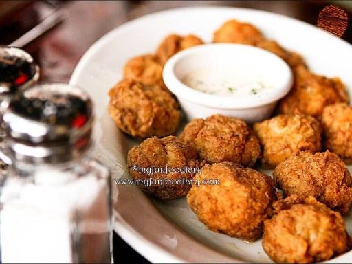 Crispy Fried Mushroom