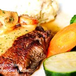 [NEW BRANCH] Food Blogger Gathering at Outback Steakhouse, Kuningan City