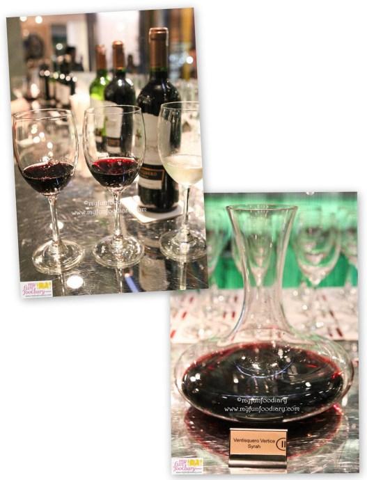 Red Wine - Vertice Syrah