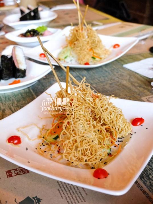 Lolo Shrimp Wrap