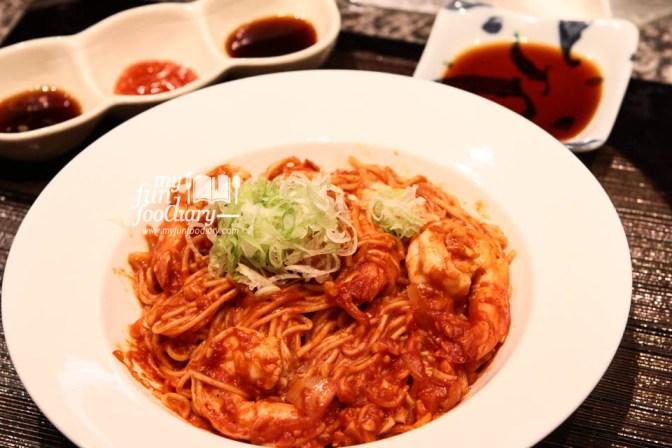 Ebi Chile Ramen Spaghetti