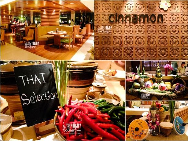 Suasana di dalam Cinnamon Resto
