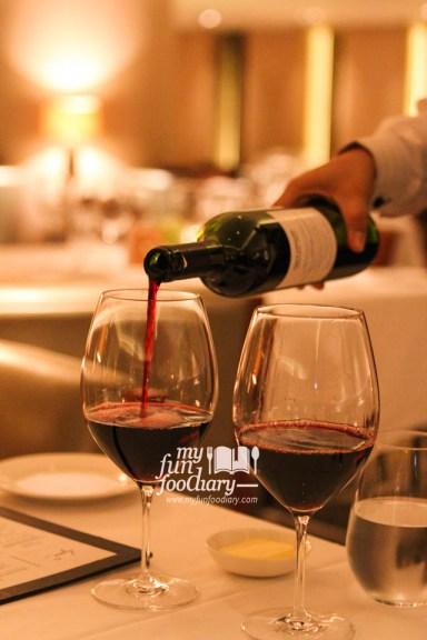 Red Wine Santa Carolina 2010