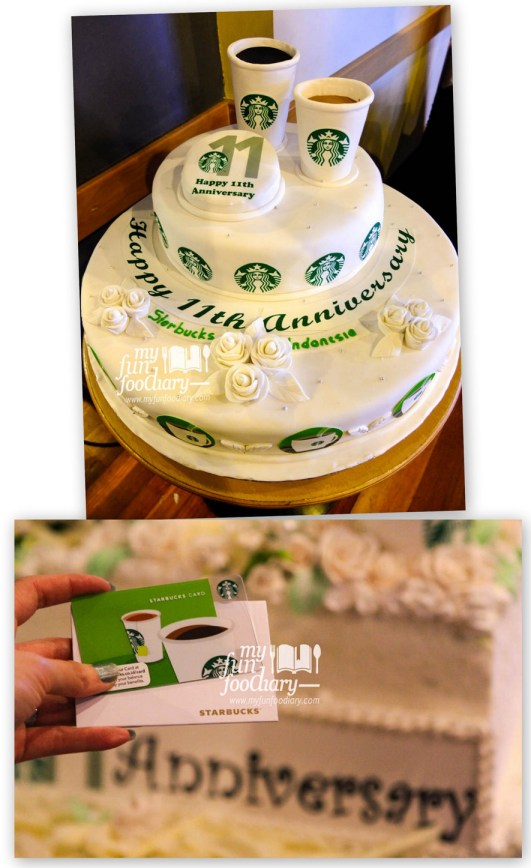 Starbucks Card Party