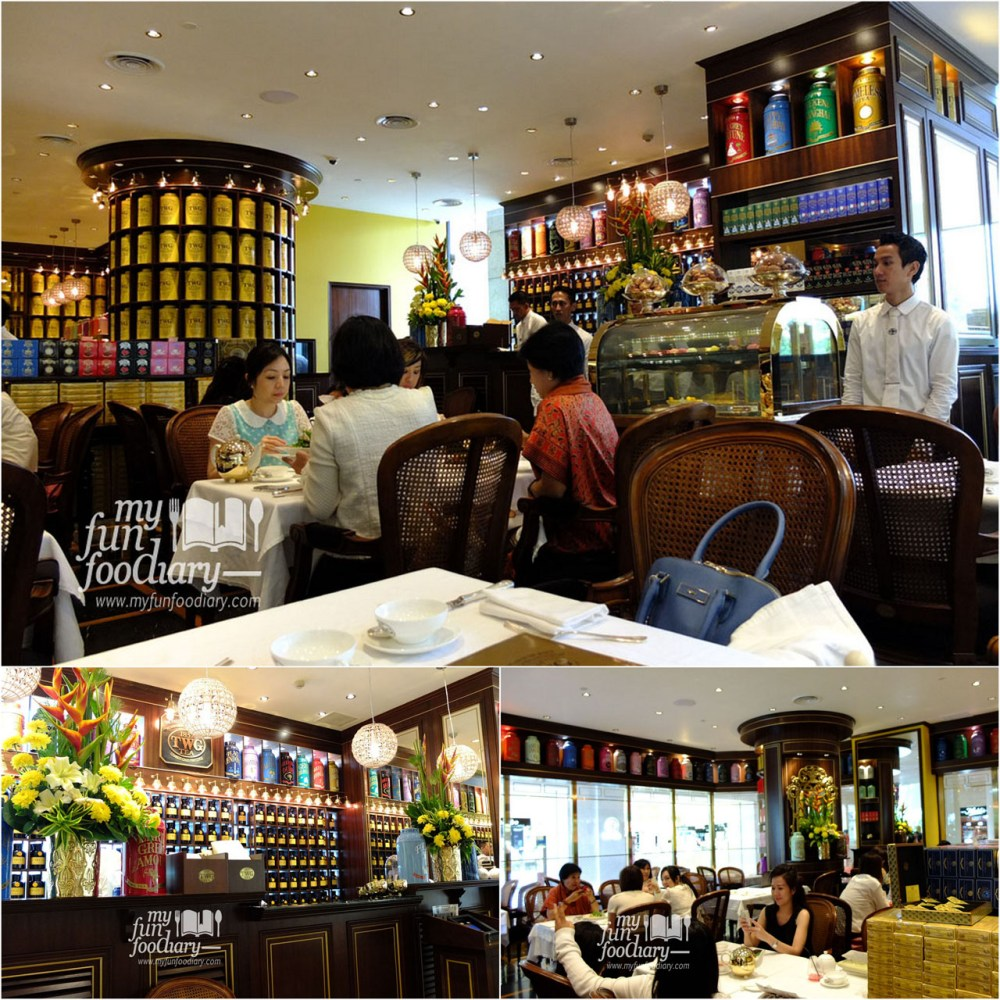 [NEW] TWG Tea Salon & Boutique, Plaza Senayan (1/6)