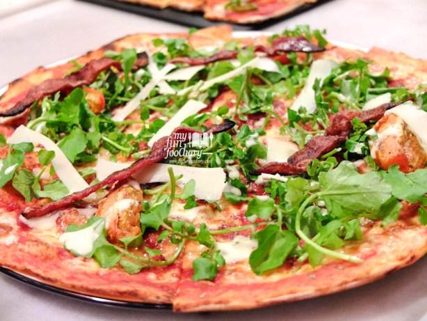 """Romana Pizza """"Rustichella"""""""