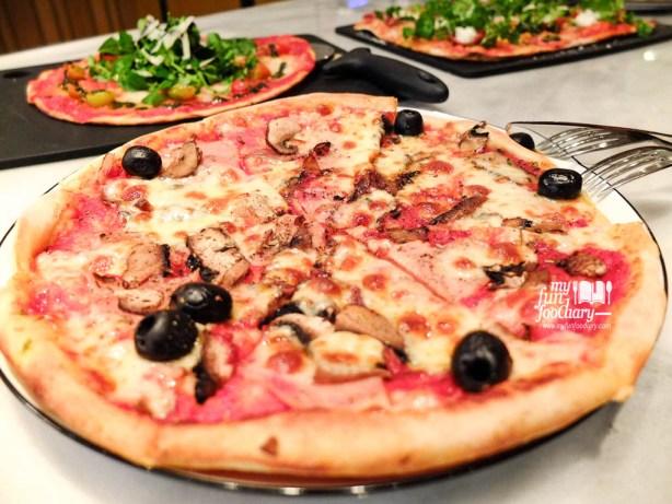 """Classic Pizza """"Giardiniera"""""""